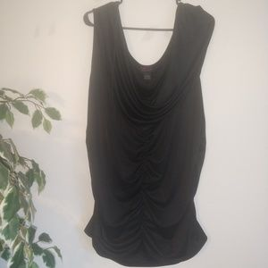 Torrid roughed tank top size 3